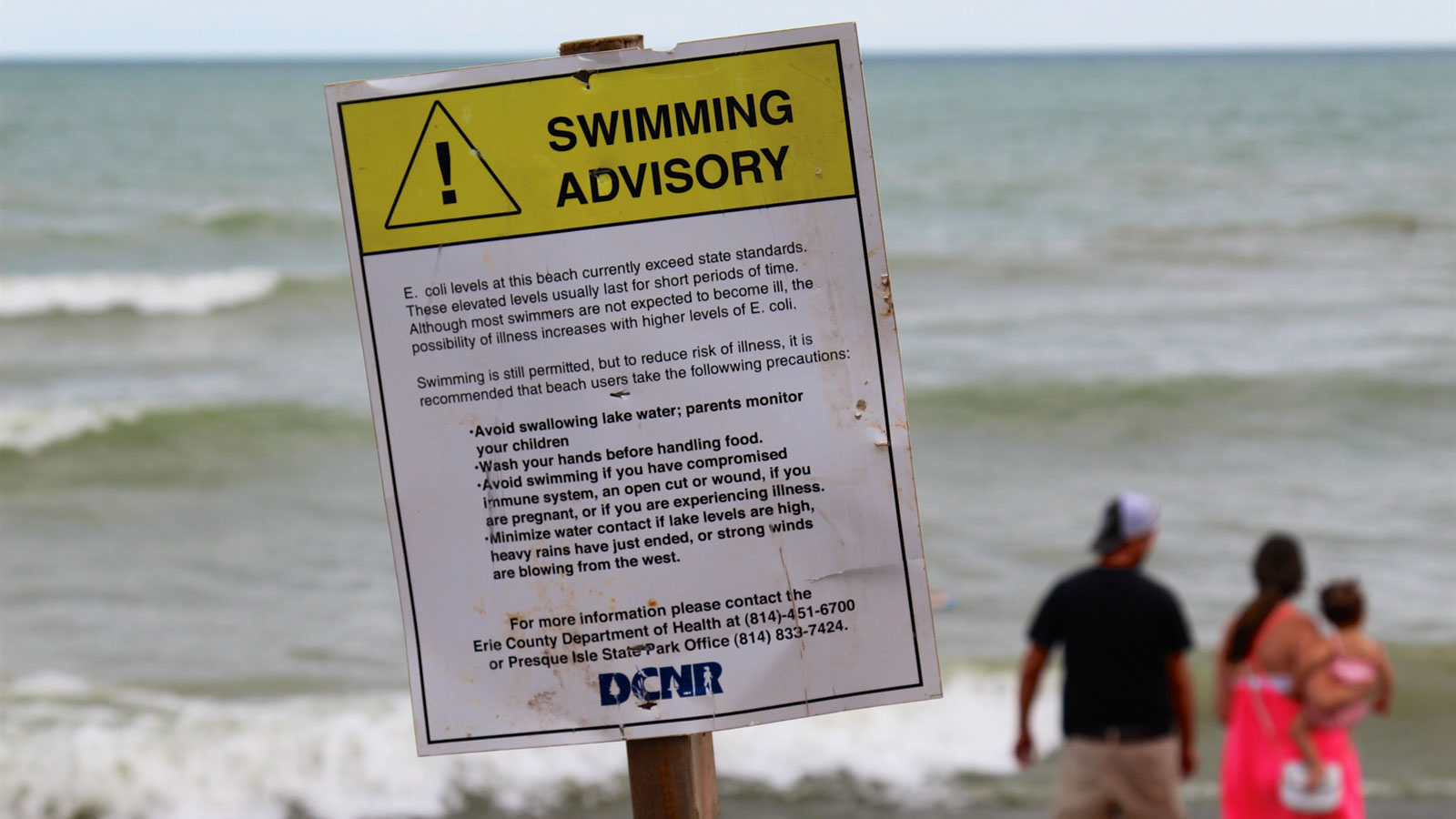 <h4>SAFE FOR SWIMMING</h4><h5>Goal: Dramatically increasing federal investments in water infrastructure to make all of America's waterways safe for swimming.</h5>