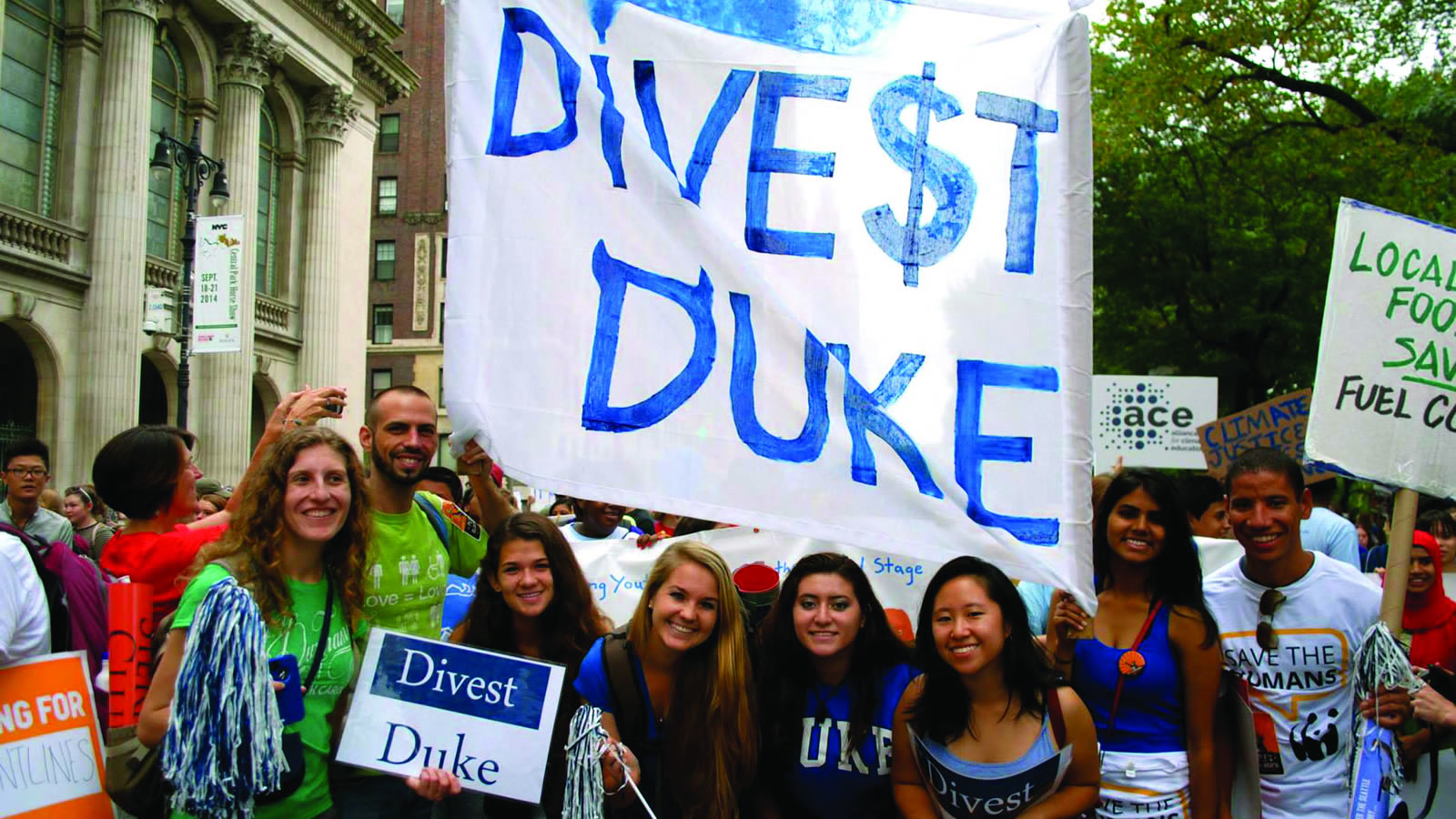 <h4>$6 TRILLION DIVESTED</h4><h5>In recent years, portfolios worth a combined $6 trillion have partly or completely divested from fossil fuels.</h5>